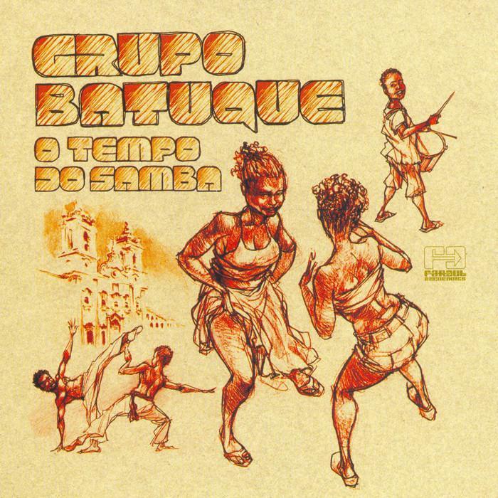 O Tempo Do Samba by Grupo Batuque image