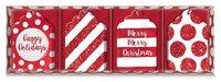Lady Jayne: Die-Cut Gift Tags - Red (Box of 16)