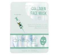 The Crème Shop Collagen Essence Infused Facial Mask
