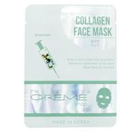 The Crème Shop Collagen Essence Infused Facial Mask image