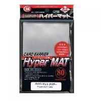 KMC: Full Sized Hyper Matte Sleeves 80ct (White)