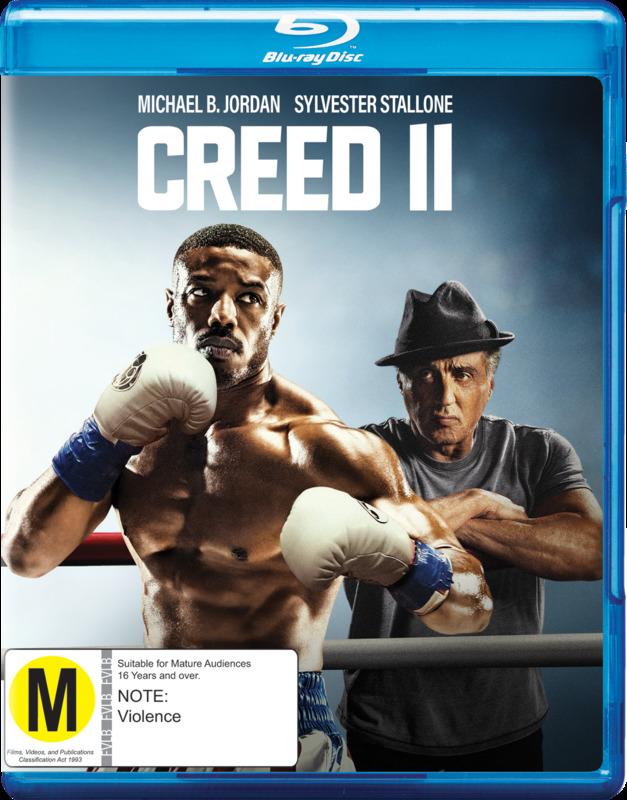 Creed 2 on Blu-ray