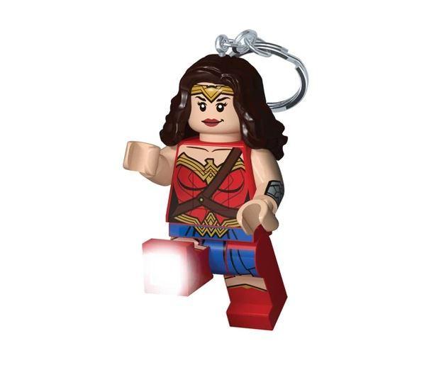 LEGO DC Comies Keyring LED Light - Wonder Woman
