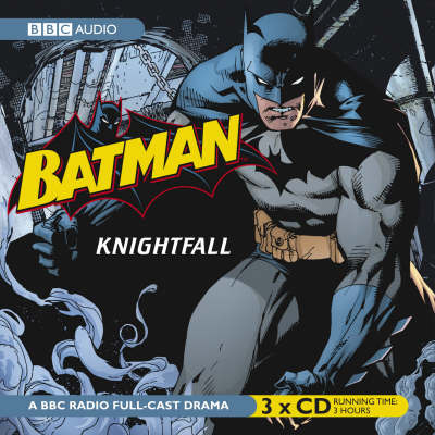 Batman, Knightfall image