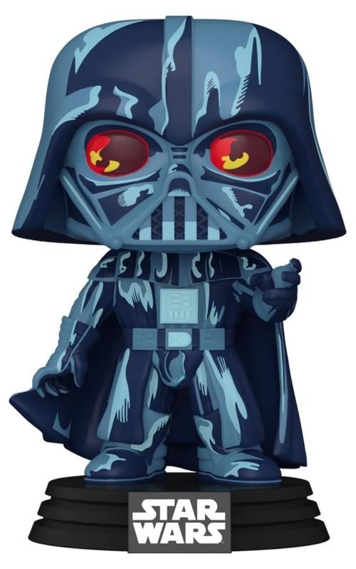 Star Wars: Darth Vader (Retro) - Pop! Vinyl Figure