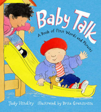Baby Talk by Judy Hindley image