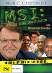 Msi: Miracle Scene Investigation on DVD
