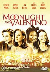 Moonlight and Valentino on DVD