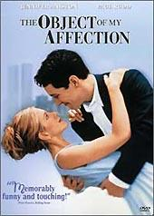 The Object Of My Affection on DVD