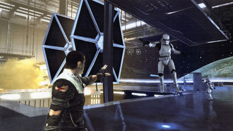 Star Wars: The Force Unleashed (Platinum) for PS3 image