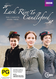 Lark Rise To Candleford - The Complete Series 3 (4 Disc Set) on DVD