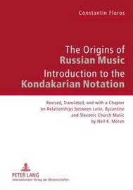 The Origins of Russian Music by Constantin Floros