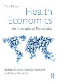 Health Economics by Barbara McPake