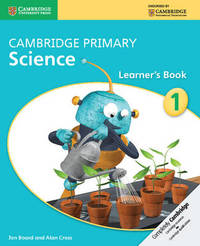 Cambridge Primary Science by Jon Board