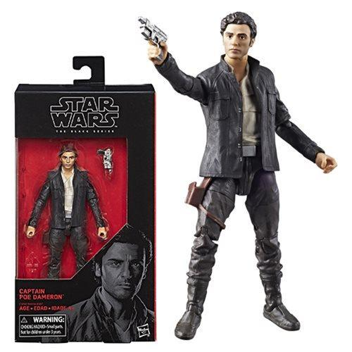 Star Wars: The Black Series - Captain Poe Dameron image