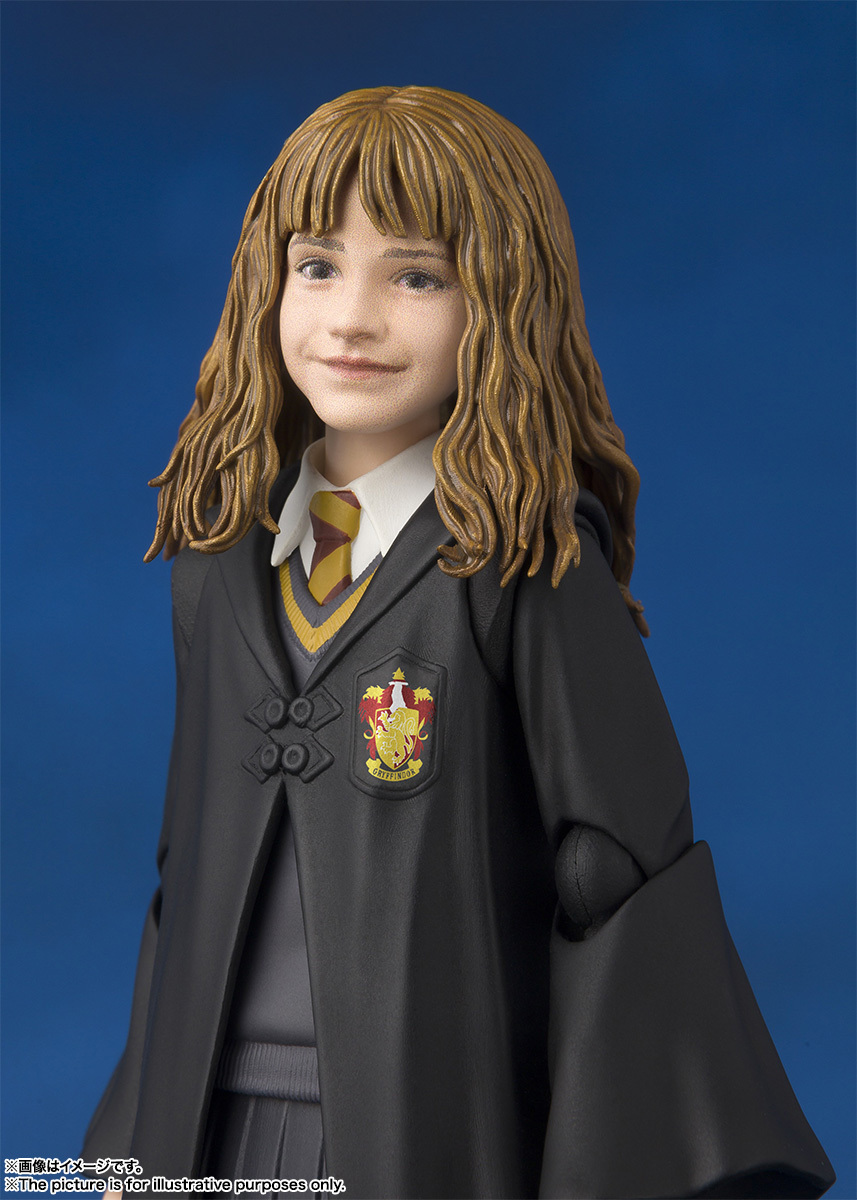 S.H.Figuarts Hermione Granger (Harry Potter and the Philosopher's Stone) image