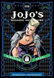 JoJo's Bizarre Adventure: Part 3--Stardust Crusaders, Vol. 9 by Hirohiko Araki