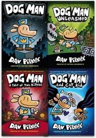 Dog Man: The Epic Collection by Dav Pilkey