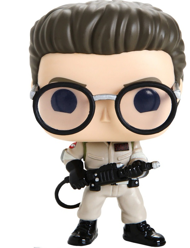 Ghostbusters - Dr. Egon Spengler Pop! Vinyl Figure