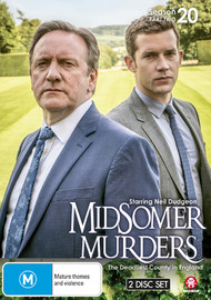Midsomer Murders: Season 20 - Part 2 on DVD