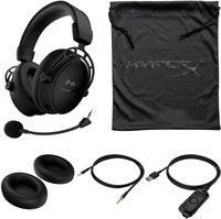 HyperX Cloud Alpha S Gaming Headset (Blackout) for PC