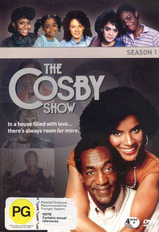 The Cosby Show - Season 1 (4 Disc Set) on DVD