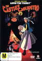 Lupin III: The Castle of Cagliostro on DVD