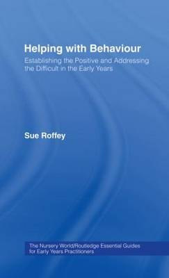 Helping with Behaviour by Sue Roffey image