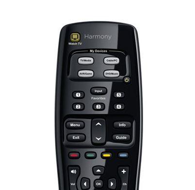 f8a619a8985 ... Logitech Harmony 350 Remote image ...