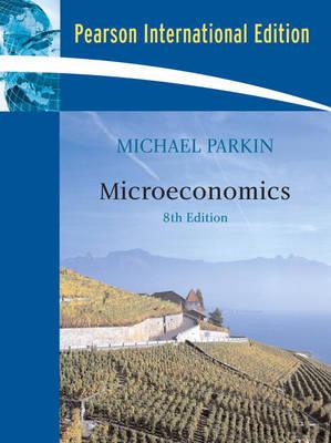 Microeconomics by Michael Parkin image