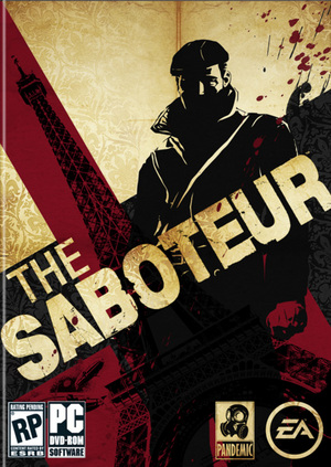 The Saboteur for PC Games image