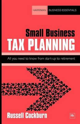 Small Business Tax Planning by Russell Cockburn image