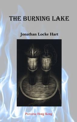The Burning Lake by Jonathan Locke Hart image