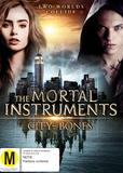 The Mortal Instruments: City of Bones on DVD