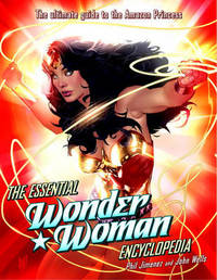 The Essential Wonder Woman Encyclopedia image