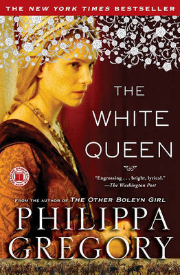 The White Queen (The Cousins War #1) US Ed by Philippa Gregory image