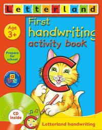 First Handwriting Activity Pack by Alison Milford image