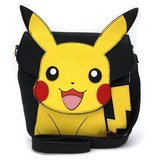 Loungefly Pokemon Pikachu Face Crossbody Bag