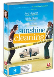 Sunshine Cleaning on DVD