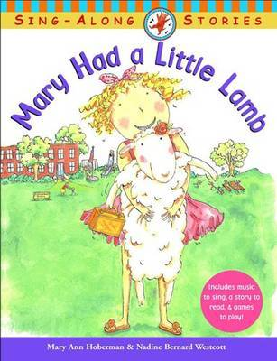 Mary Had a Little Lamb by Mary Ann Hoberman image