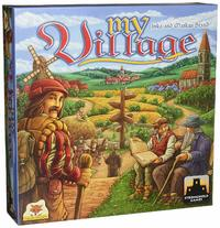 My Village - Board Game image