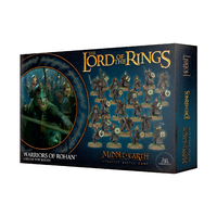 Lord of the Rings: Warriors Of Rohan