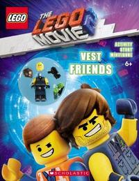 The LEGO Movie 2: Vest Friends Activity Book with Minifigure by Ameet Studio
