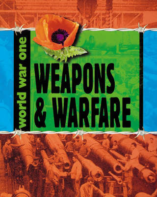 Weapons and Warfare by Adrian D. Gilbert image