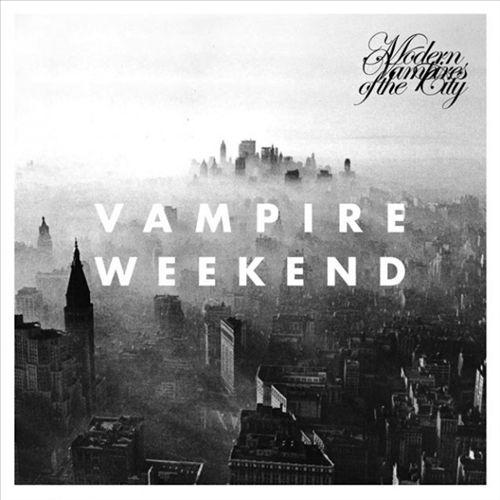 Modern Vampires of the City by Vampire Weekend