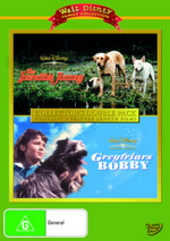 Incredible Journey / Greyfriars Bobby - Collector's Double Pack (2 Disc Set) on DVD