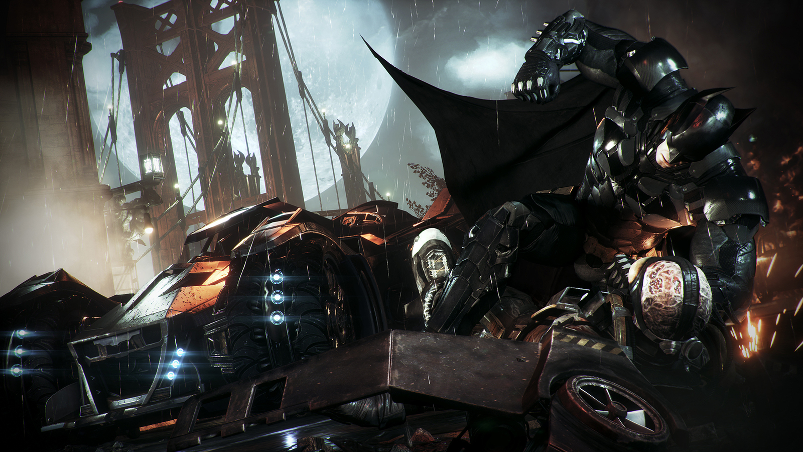 Batman Arkham Knight for PS4 image