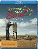 Better Call Saul - Season 1 on Blu-ray