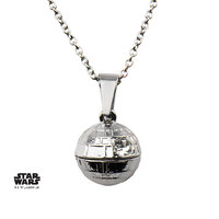 Star Wars Death Star 3D Pendant with Chain