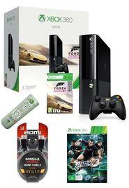 Xbox 360 500GB Forza Horizon & All Blacks bundle! for Xbox 360